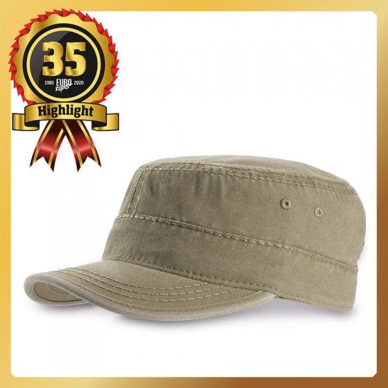Katoenen field-cap