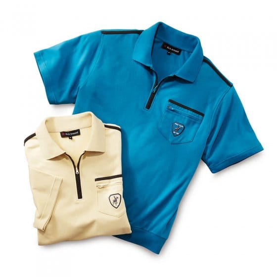 Polo confort interlock XL | Lot de 2