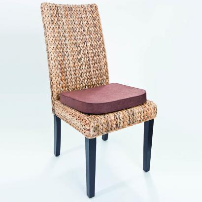 Coussins de chaises à mémoire de forme Lot de 4