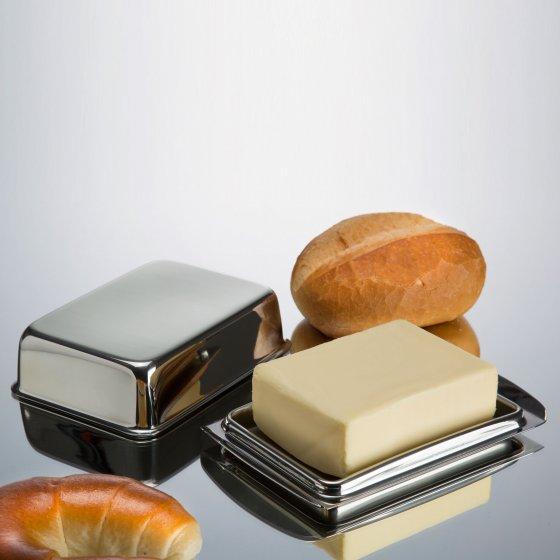 Edelstalen botervloot