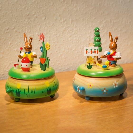 Boîtes à musique Atelier des oeufs