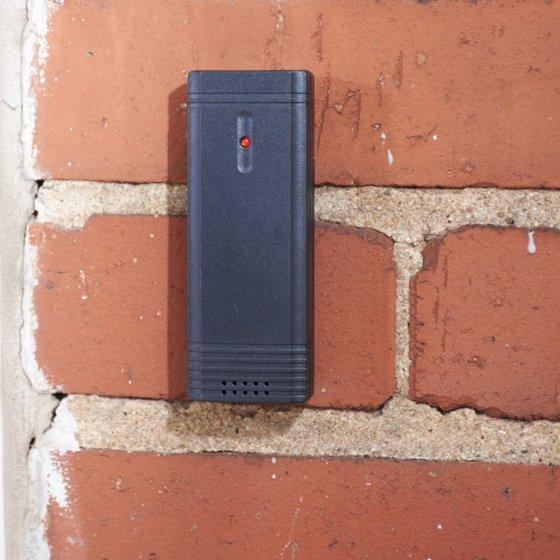 Capteur additionnel extérieur sans fil