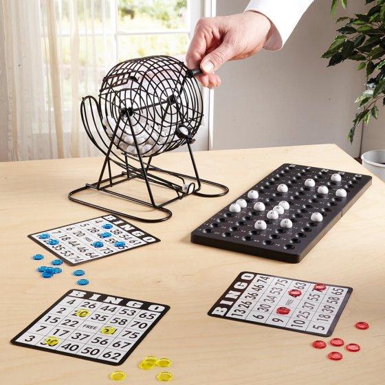 Jeu classique de bingo
