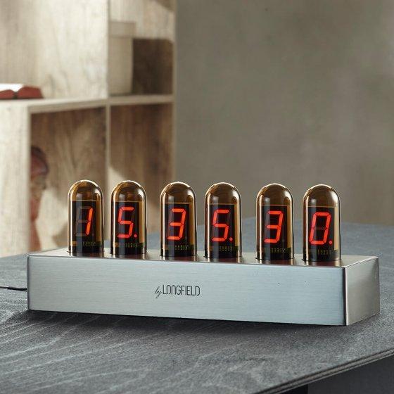 Horloge numérique à tubes