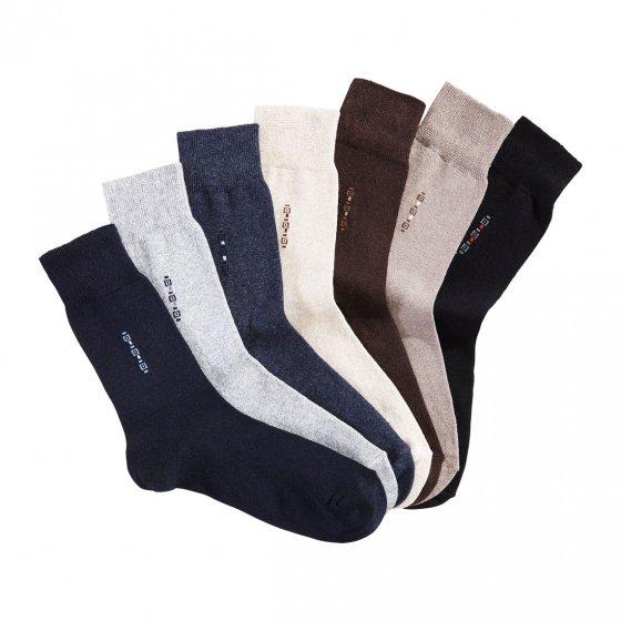 7 paires de chaussettes en coton