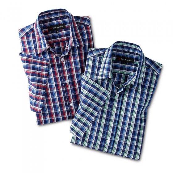 Gemakkelijk te onderhouden zomeroverhemd