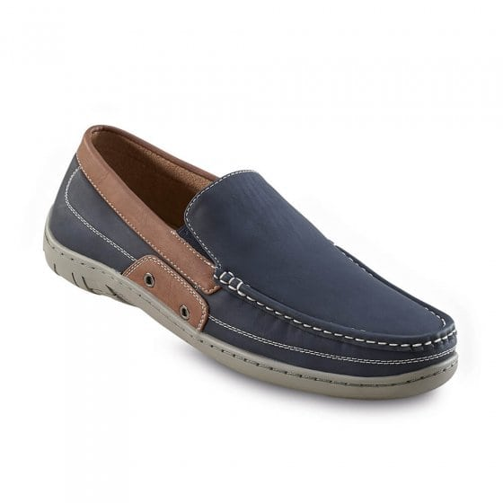 Chaussures stretch légères 44 | Bleu