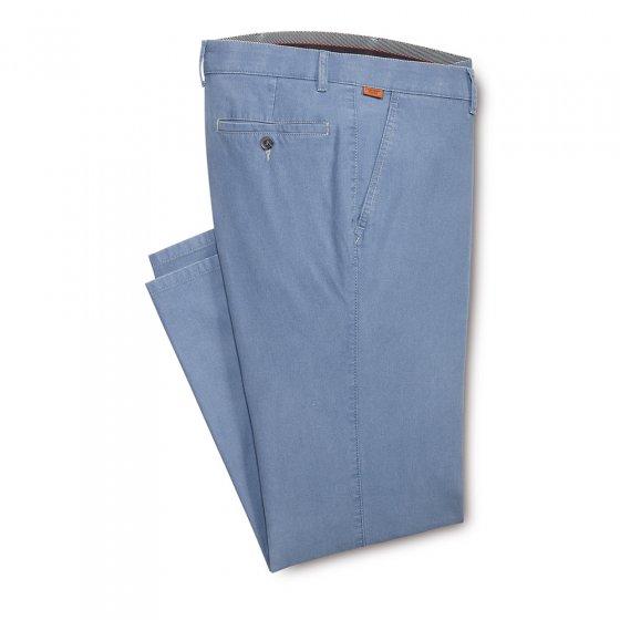 Pantalon sportif en coton 21 | Bleu