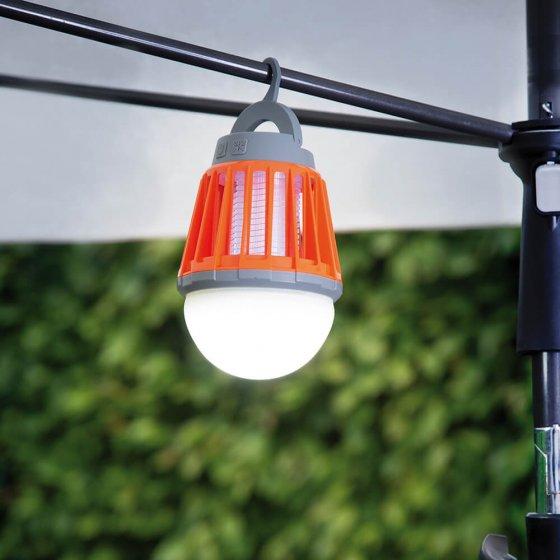 Lampe LED anti-moustiques étanche