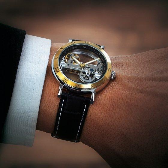 Automatisch horloge 'Osseus'