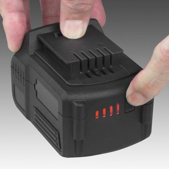 Bijpassend reservebatterij