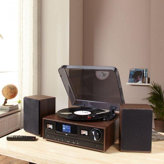 Système audio rétro DAB+