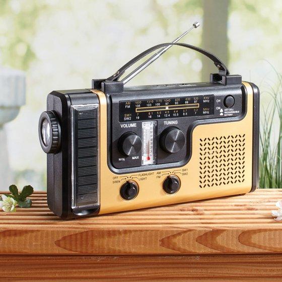 Radio multifonction