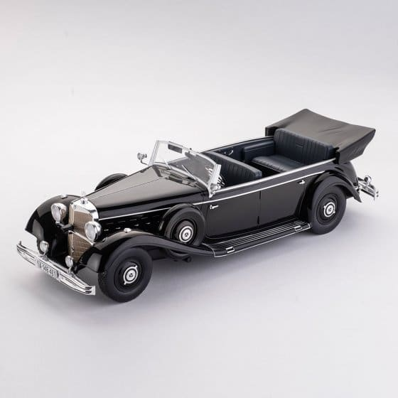 Cabriolet Mercedes-Benz 770