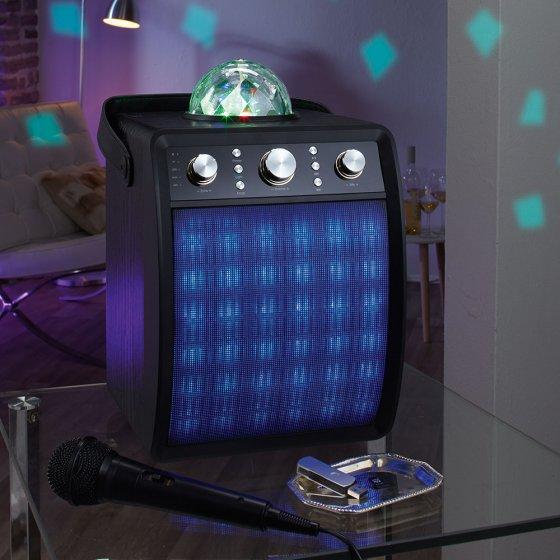 Haut-parleur effet disco