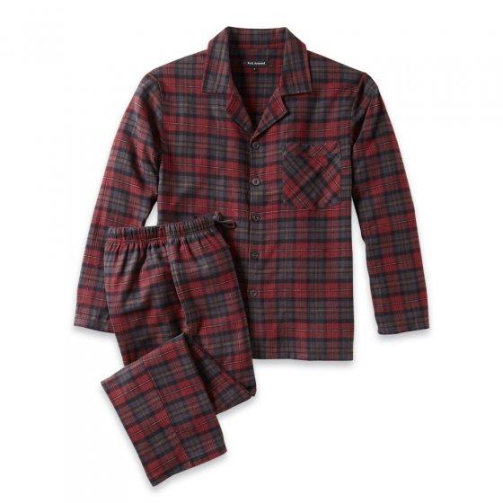 Katoen-flanellen pyjama