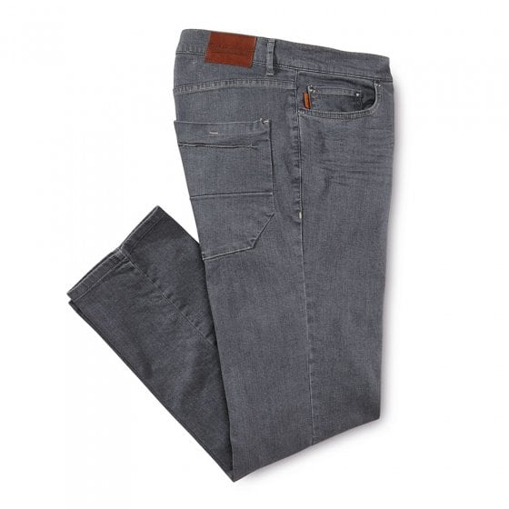 Comfortabele stretchband-jeans