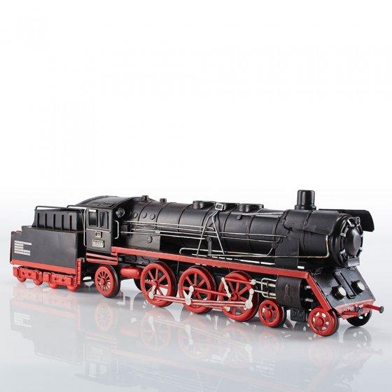 Modèle en tôle locomotive 01