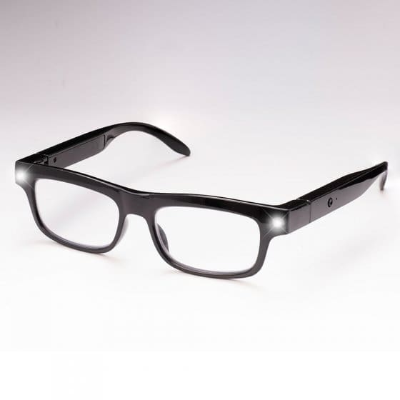 Led-leesbril 'Focus-Zoom'