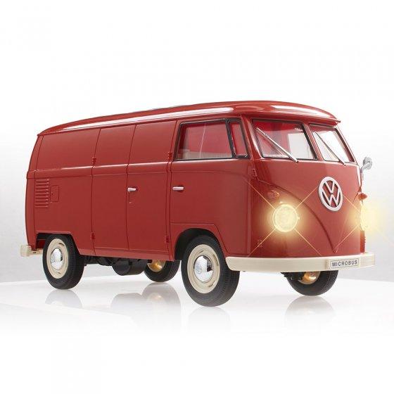 Radiografisch bestuurbare VW T1 bestelbus