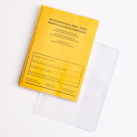 Vaccinatiepaspoortcovers set van 2
