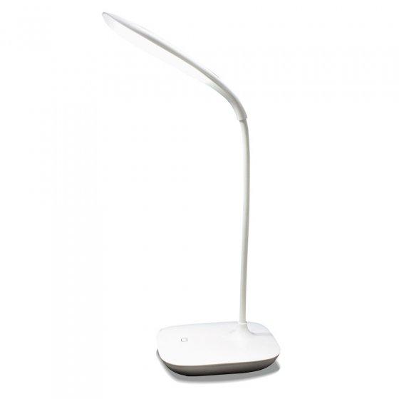 Lampe de table LED + loupe LED