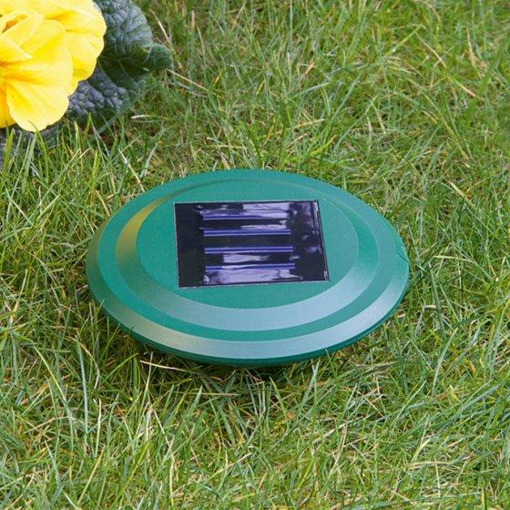 Intelligente solar-mollenverdrijver