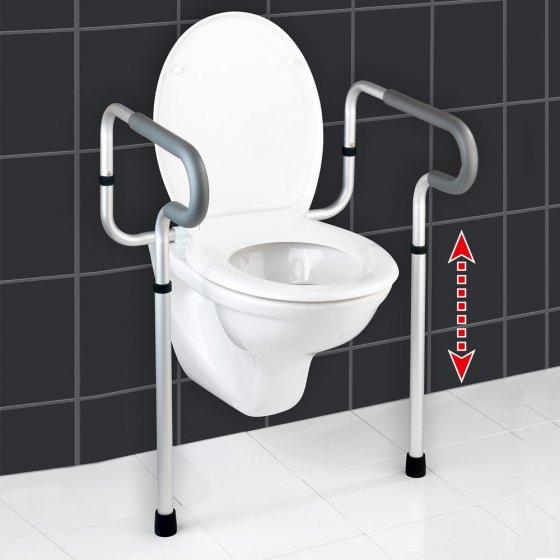Accoudoirs de WC