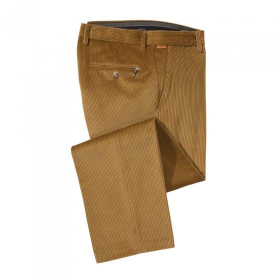 Pantalon velours str.Marine,22 22 | Marine
