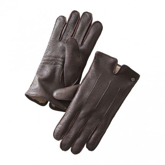 Geiten-nappaleren handschoenen