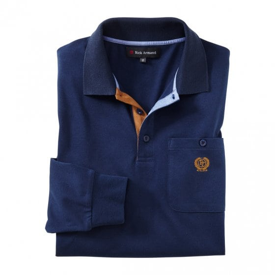 Exclusief interlock-shirt