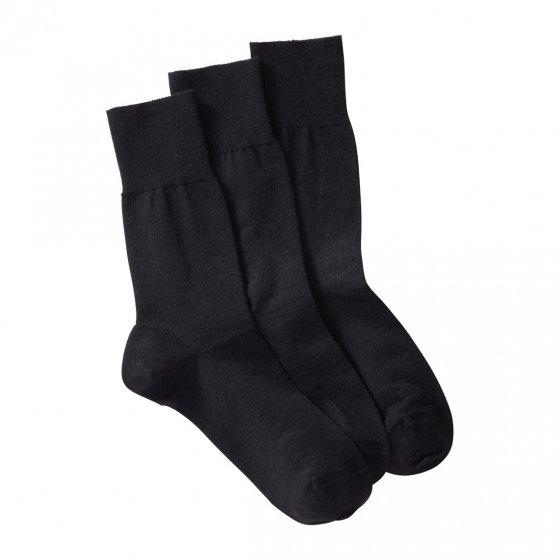 Hoogwaardige sokken van merinorwol 3 stuks