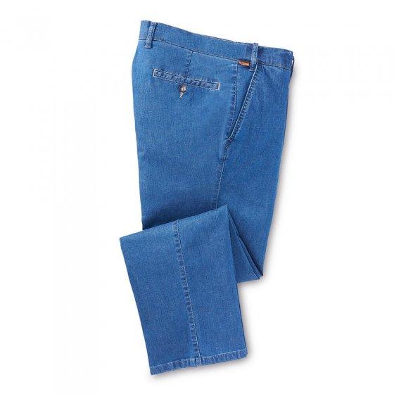 Jean à ceinture extensible 54 | Bleujean