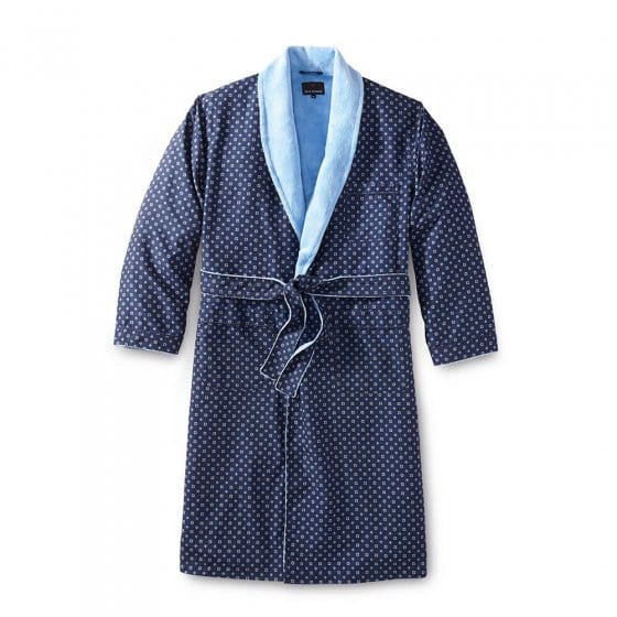 Robe de chambre exclusive XXL | Marine