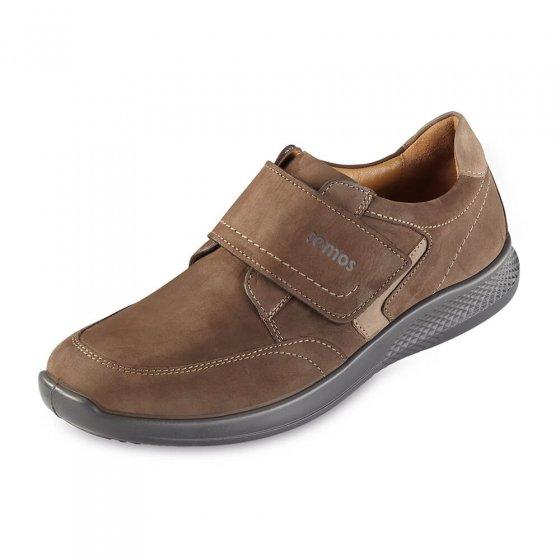 Chaussures Aircomfort à patte auto-agrippante 44 | Marron