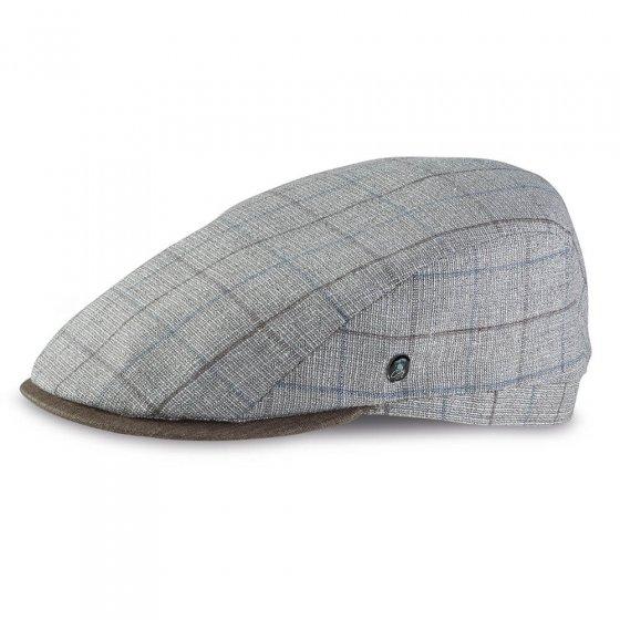 Luxueuse casquette à visière 61 | Carreauxbeige