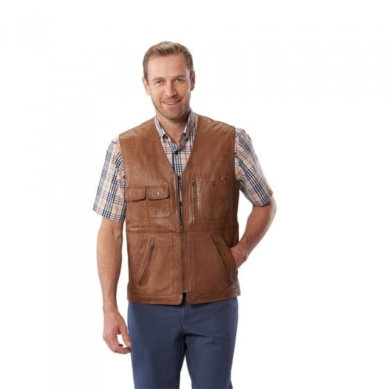 Gilet multipoches 58 | Marronclair