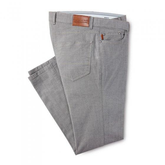 Modieuze katoenen broek