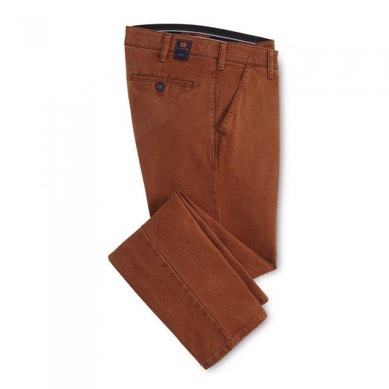 Pantalon e.cot.str.,Cannel.,25 28 | Cannelle