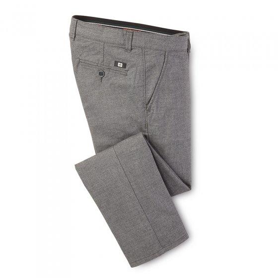 Pantalon coton stretch élégant