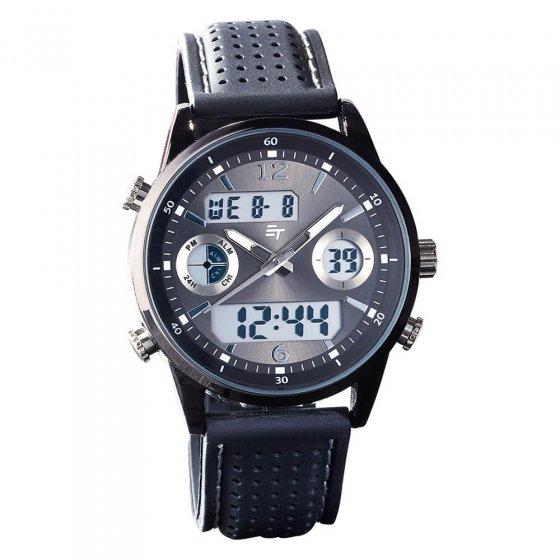 Votre cadeau : le chronographe multifonction