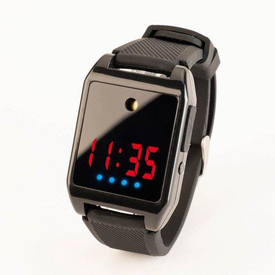 Horloge met alarmfunctie