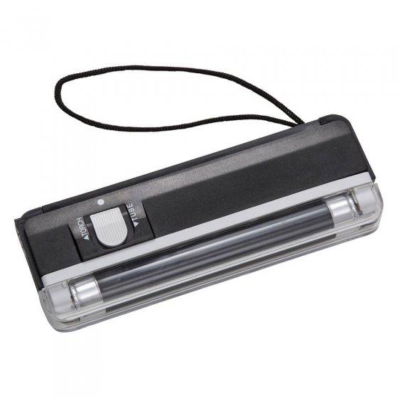 Lampe de poche avec détecteur de faux billets