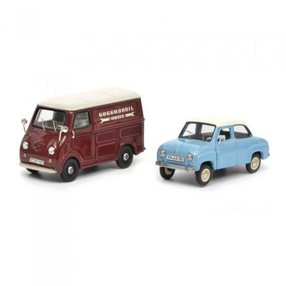 """Miniatures  """"Goggomobil"""""""
