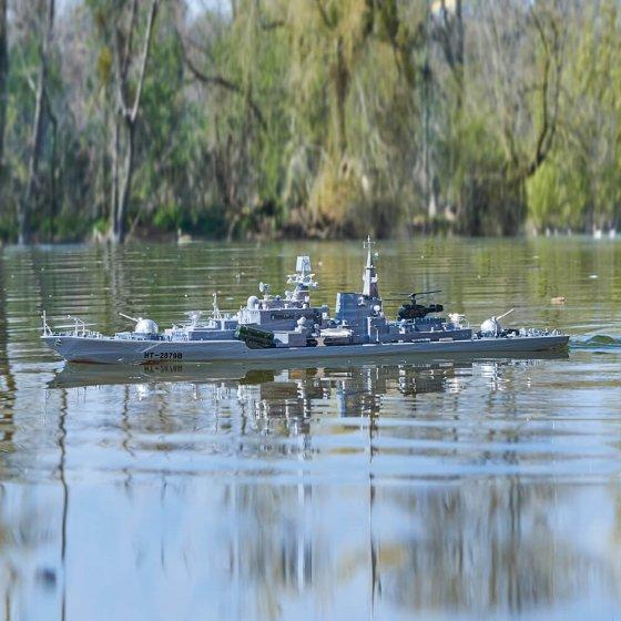 Contre-torpilleur télécommandé