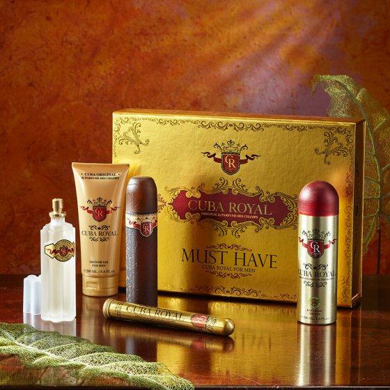 Cuba Royal cadeauset