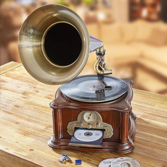 Gramophone enregistreur