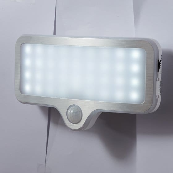 Lampe murale LED avec variateur