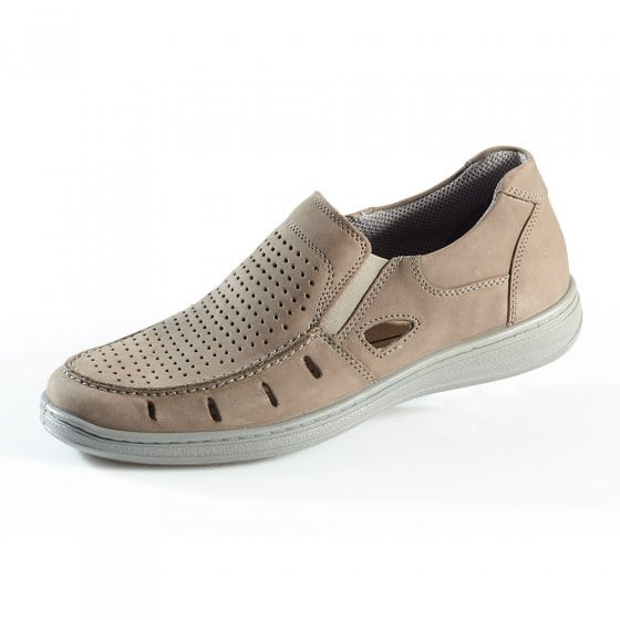 Chaussures stretch Aircomfort 44 | Taupe