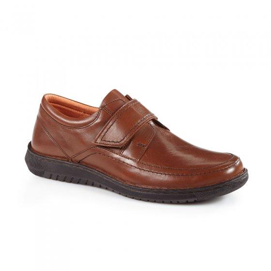 Chaussures confort Lightwalk sans lacet 44 | Marron